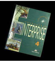 Enterprise 4 - Intermediate. Coursebook