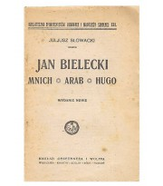 Jan Bielecki, Mnich, Arab, Hugo