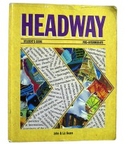 Headway Pre-Intermediate -Studens Book