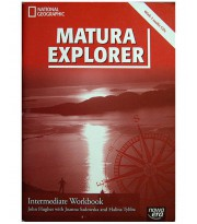 Matura Explorer. Intermediate Workbook + 2 CD
