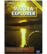 Matura Explorer Intermediate Student's Book + CD