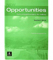 New Opportunities. Intermediate Teacher's Book