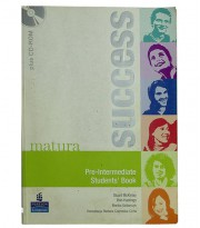Matura Success Pre-Intermediate Student's Book + CD