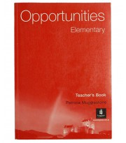 Opportunities Elementary Teacher's Book