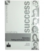 Matura Success Elementary Testing and Evaluation Book+CD