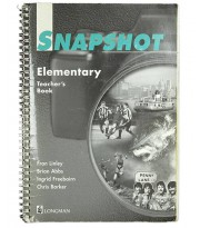 Snapshot. Elementary Teacher's Book