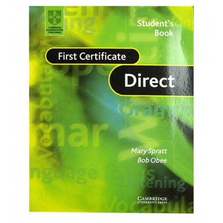 First Certificate Direct. Student's Book