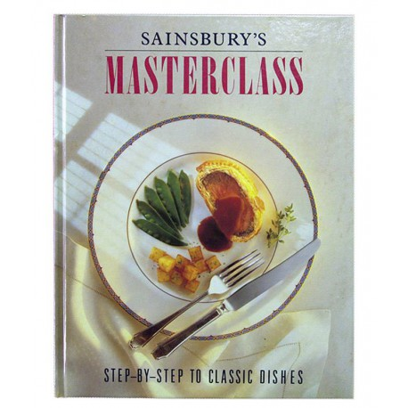 Masterclass. Step-by-step to classic dishes