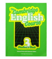 The Cambridge English Course Student's Book 3