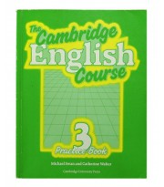 The Cambridge English Course Practice Book 3