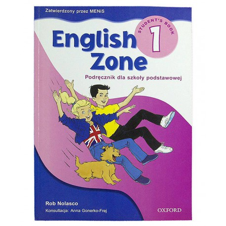 English Zone. Student's Book 1