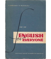 English for Everyone. Part One