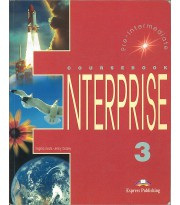 Enterprise 3. Pre-Intermediate. Coursebook