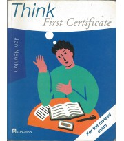 Think First Certificate - Coursebook