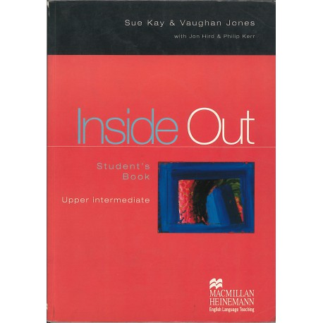 Inside Out Upper Intermediate. Student's Book