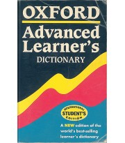Oxford Advanced Learners Dictionary