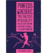 Powers of Desire. The Politics of Sexuality