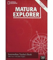 Matura Explorer Elementary Teacher's Book + 3 CD