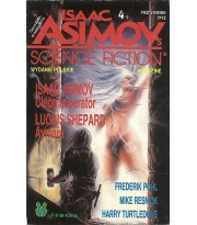 Isaac Asimov's Science Fiction. 4/10, 1992