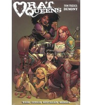 Rat Queens. Tom 3. Demony