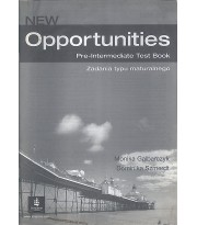 New Opportunities. Pre-Intermediate Test Book