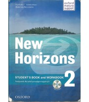 New Horizons 2. Student's Book and Workbook + CD