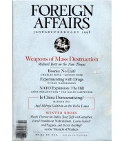 Foreign Affairs, I/II 1998