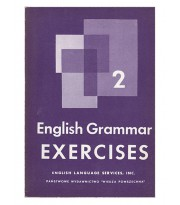 English grammar exercises. Book Two