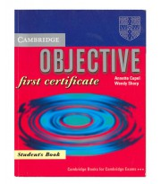 Objective first certificate - Student's Book