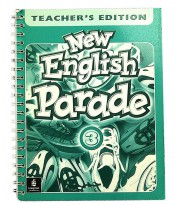 New English Parade: Level 3 Teachers' Book