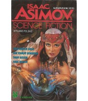Isaac Asimov's Science Fiction. Grudzień 1991