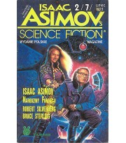 Isaac Asimov's Science Fiction. 2/7, 1992