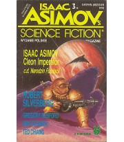 Isaac Asimov's Science Fiction. 3/8, 1992