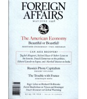 Foreign Affairs, May/June 1998