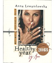 Healthy year by Ann. Kalendarz 2018
